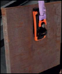 Sollevatrici Alfra - sollevamento in verticale