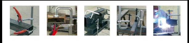 Posizionamento e fissaggio lamiere es. 1